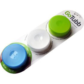 humangear GoTubb Set de latas medio, farbig